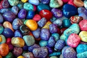 Bright Shiny Pebbles