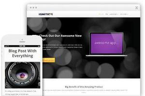 Ignition WordPress Business Website Theme