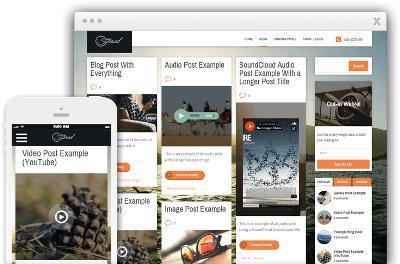 Storied WordPress Business Website Theme