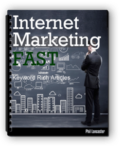 201-6 IM Fast Keyword Rich Articles
