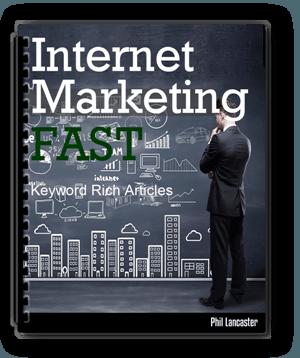 201-6 IM Fast Keyword Rich Articles