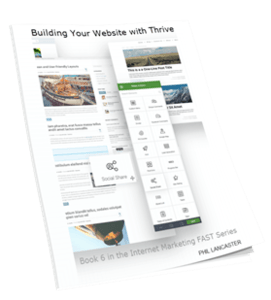 Building Your Website with Thrive Small